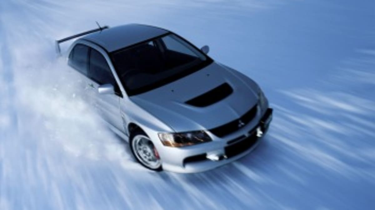 The brand's high-performance Lancer Evolution is also affected.
