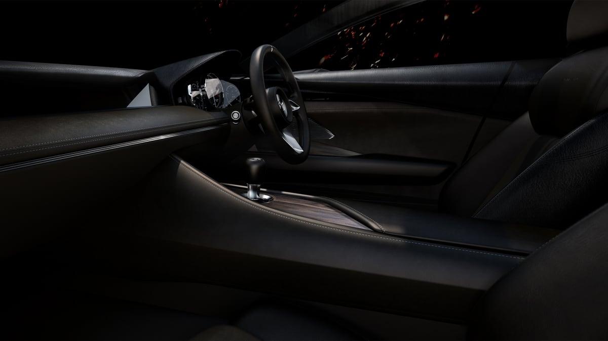 2017 Mazda Vision Coupe Concept