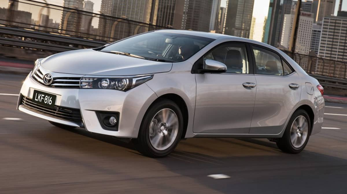 VFACTS August: Market Continues Slide, But Corolla Still Going Strong