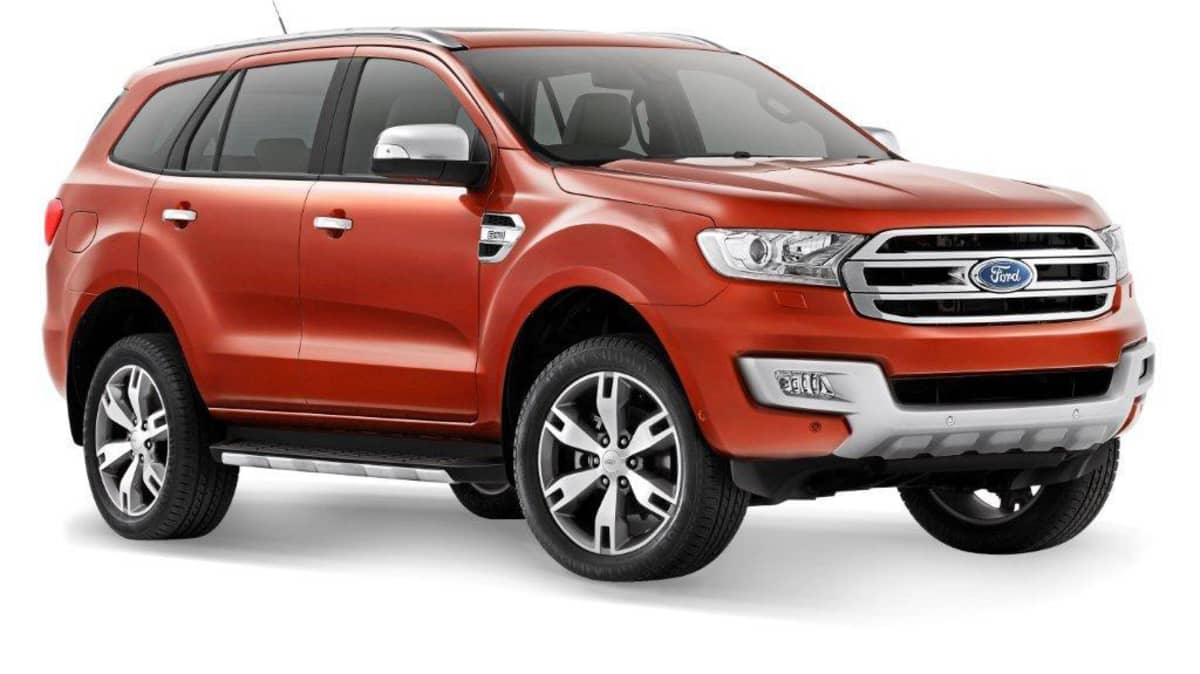 The Week That Was: Ford Everest, Rolls-Royce Ghost, Fiat Doblo