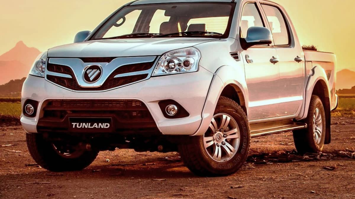 2014 Foton Tunland: Price And Features For Australian Update