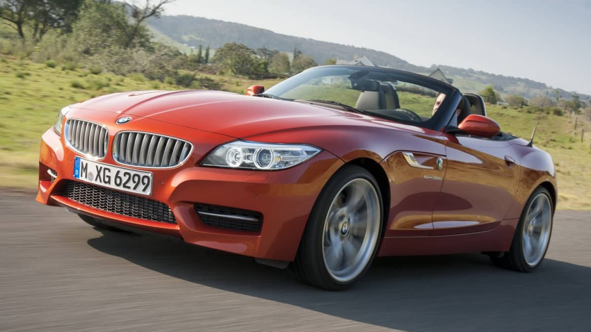 BMW-Toyota Joint Venture Sports Car To Be Next Supra, Z4: Report