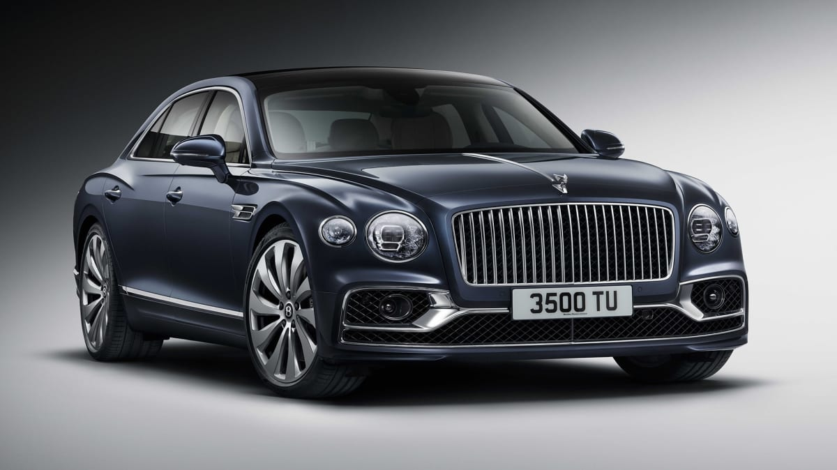 2020 Bentley Flying Spur unveiled