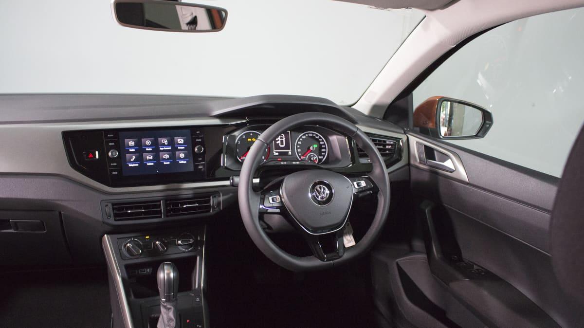 2018 Volkswagen Launch Edition.