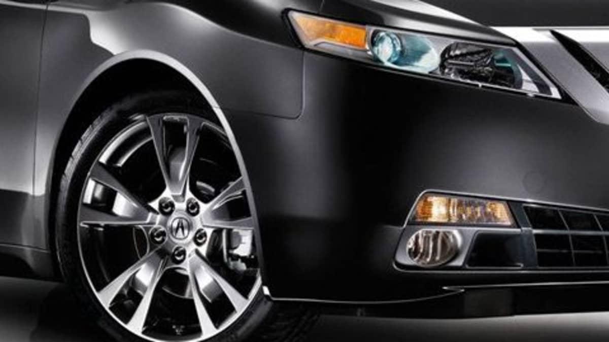 2009 Acura TL Revealed