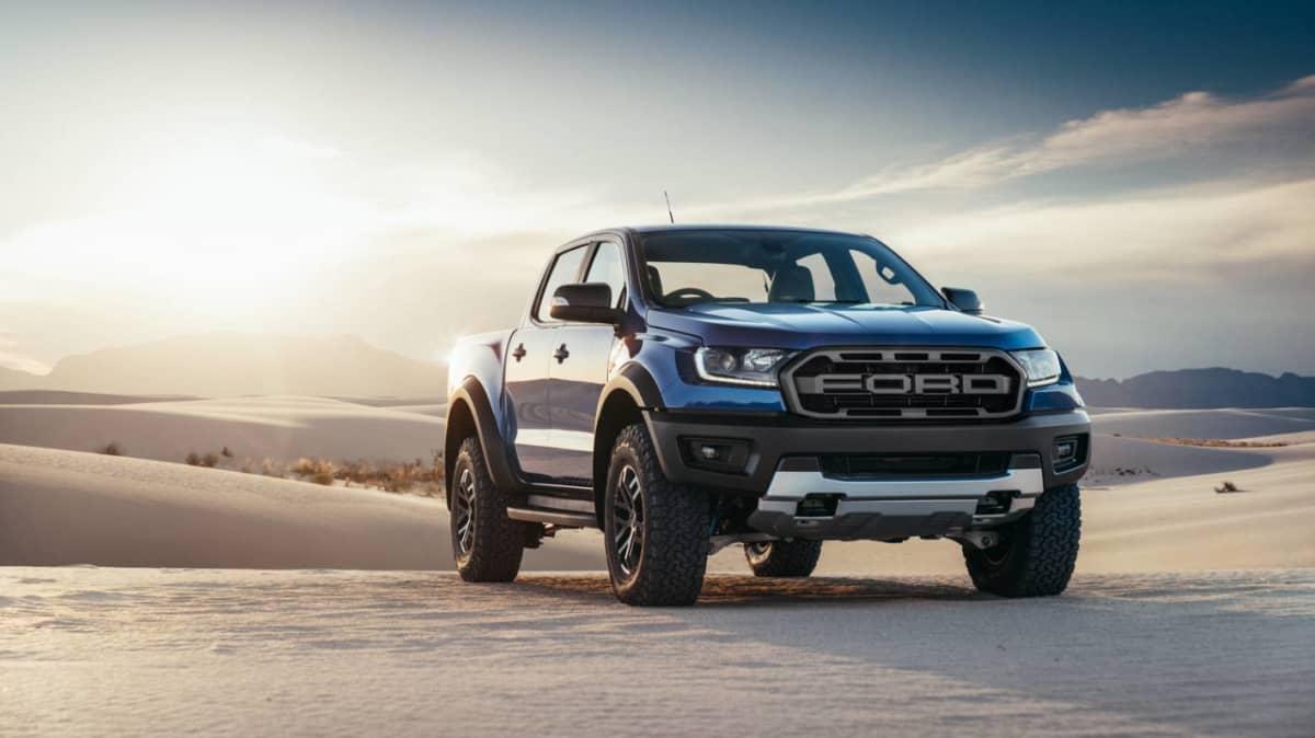 2018 Ford Ranger Raptor Revealed Overseas