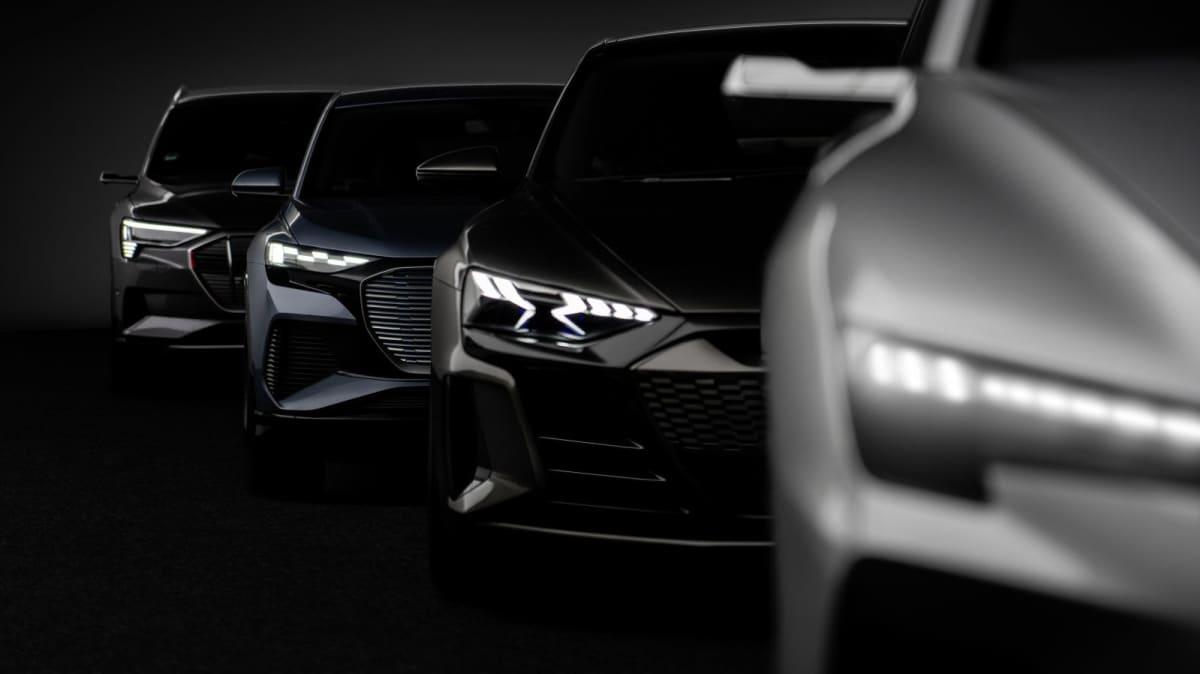 Audi announces Artemis autonomous electric car project