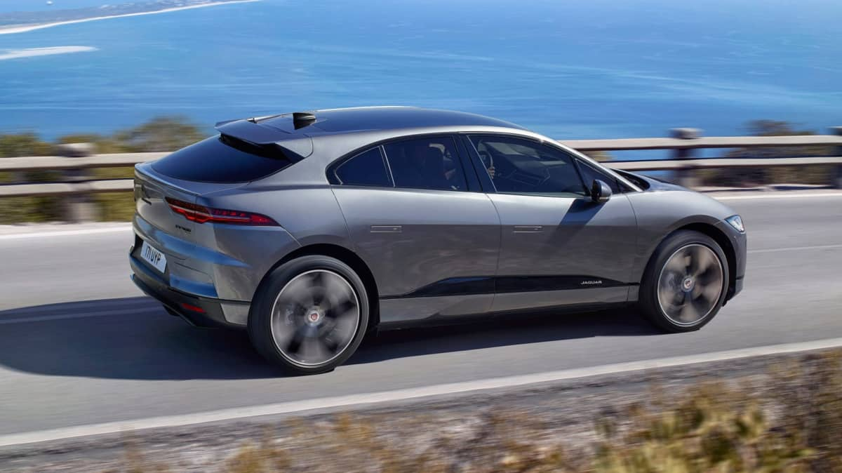Jaguar Land Rover hydrogen SUV is coming