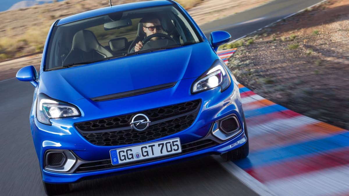 2015 Opel Corsa OPC Revealed: Compact VXR Bound For Oz?