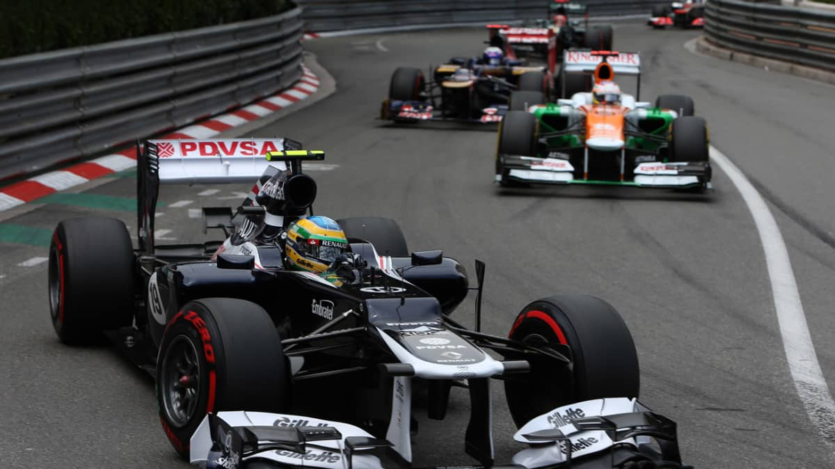 F1: Surprise Favourites Ramp Up Pressure On Drivers