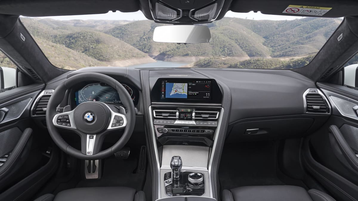 2020 BMW 8 Series Gran Coupe review: 840i-0