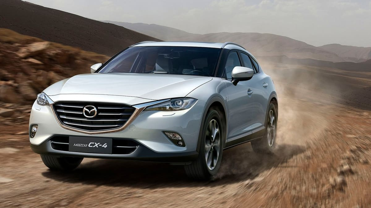 Mazda CX-4 Revealed At Beijing, Australian Release Not Yet On The Cards