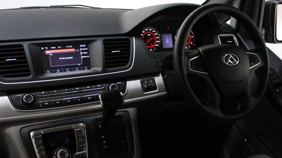 2017 LDV G10 automatic van.
