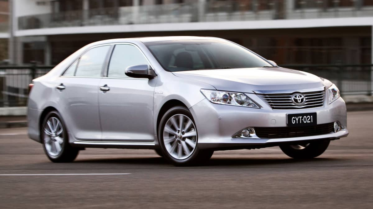 2012 Toyota Aurion First Drive Review