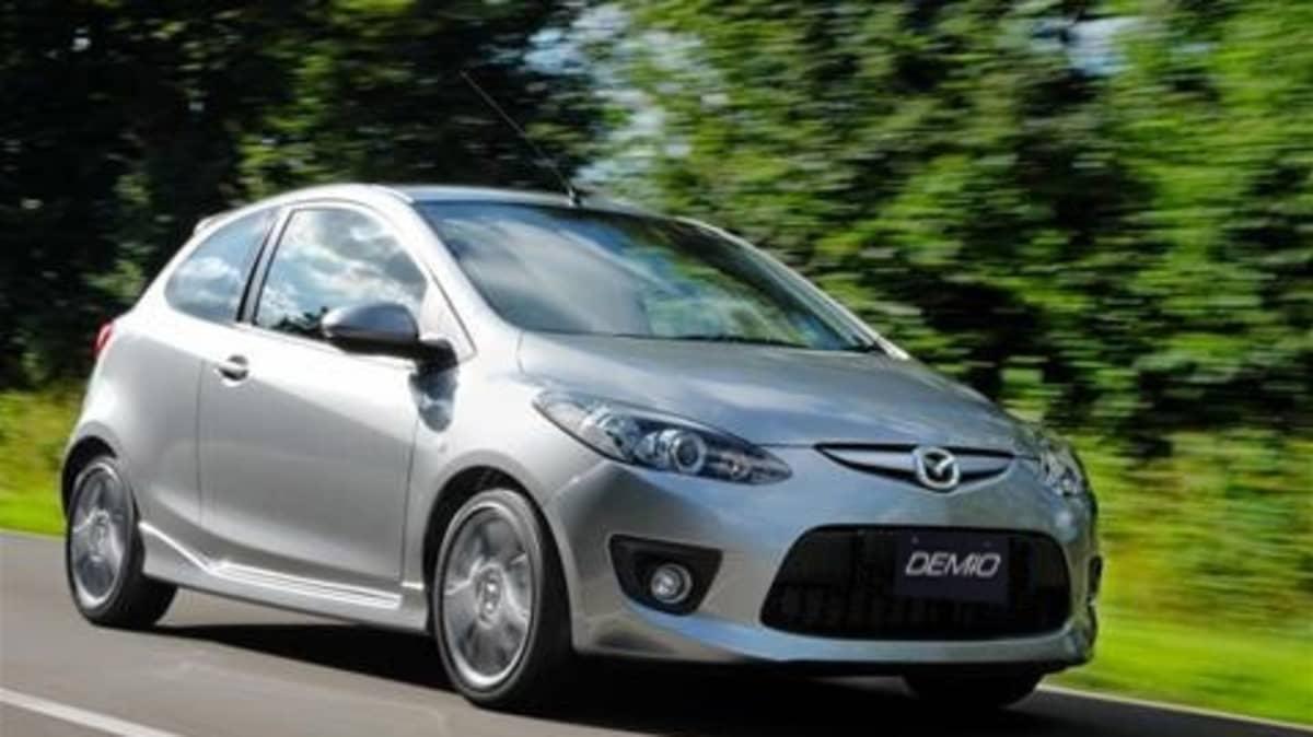 2009 Mazda 2 Receives Minor Updates
