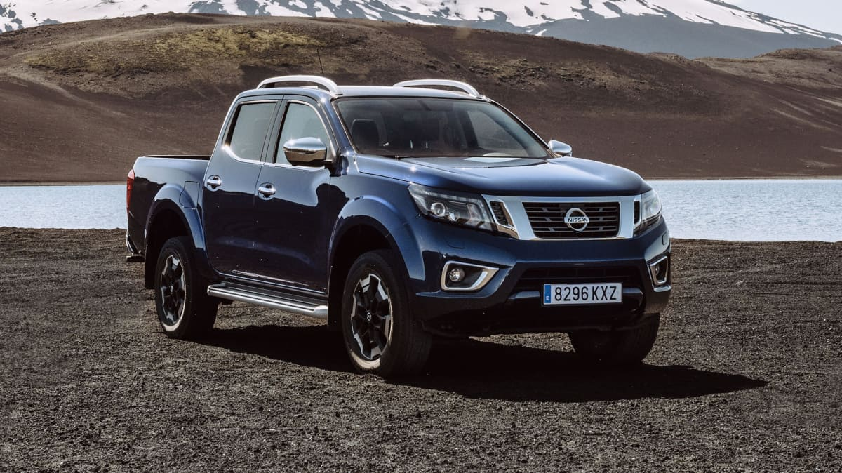 2019 Nissan Navara revealed for Europe