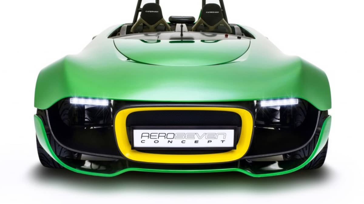 Caterham Confirms Plans For Growth, Bigger Models On The Cards