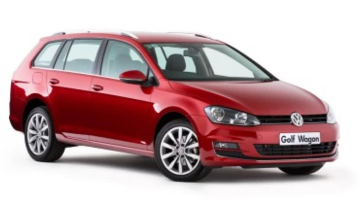 New Car Review: Volkswagen Golf Wagon 110TDI