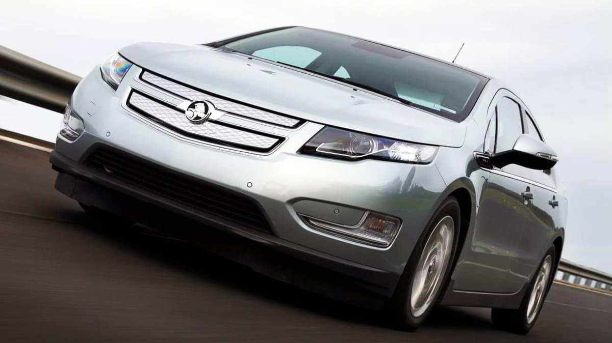 Holden Volt Hits Australia For Tests, Launch Set For Late 2012
