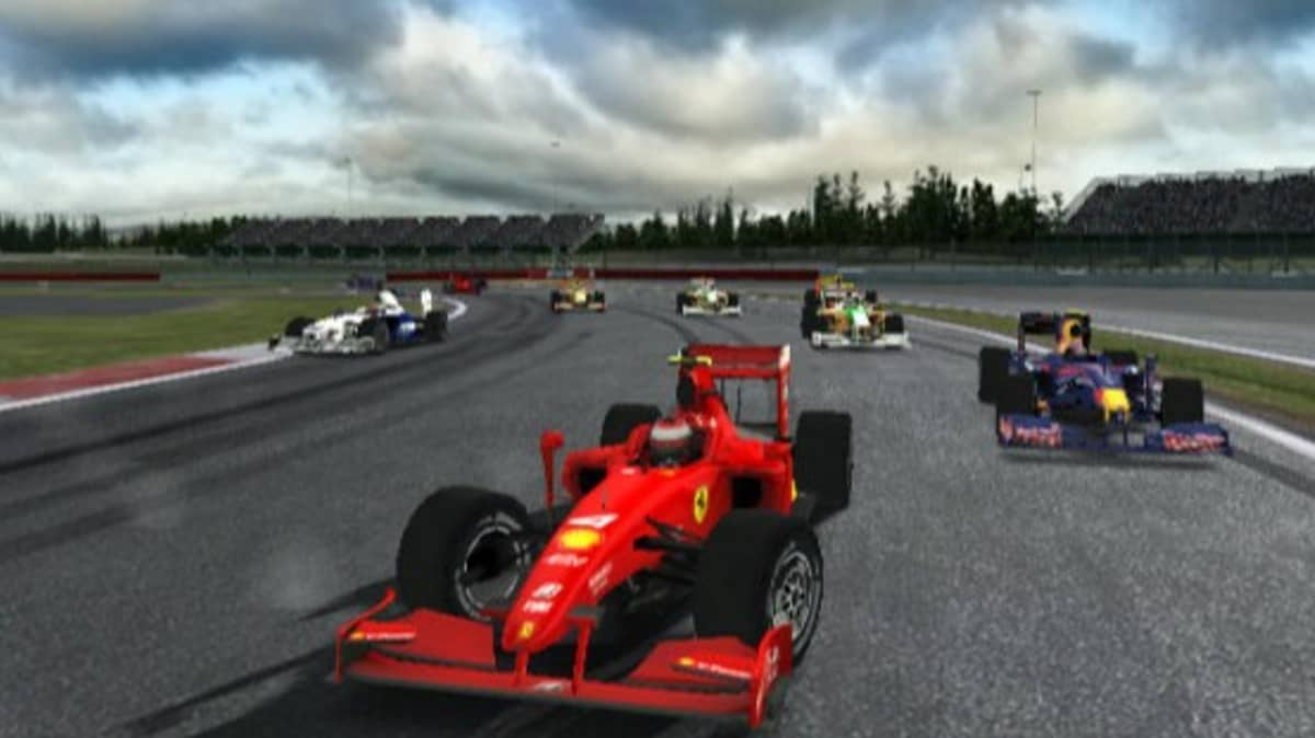F1 2009 For Nintendo Wii Ready To Roll