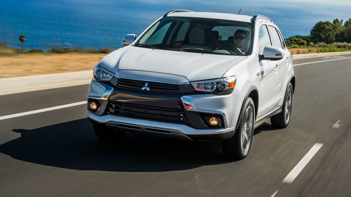Mitsubishi ASX Update For 2016 Revealed At LA Auto Show