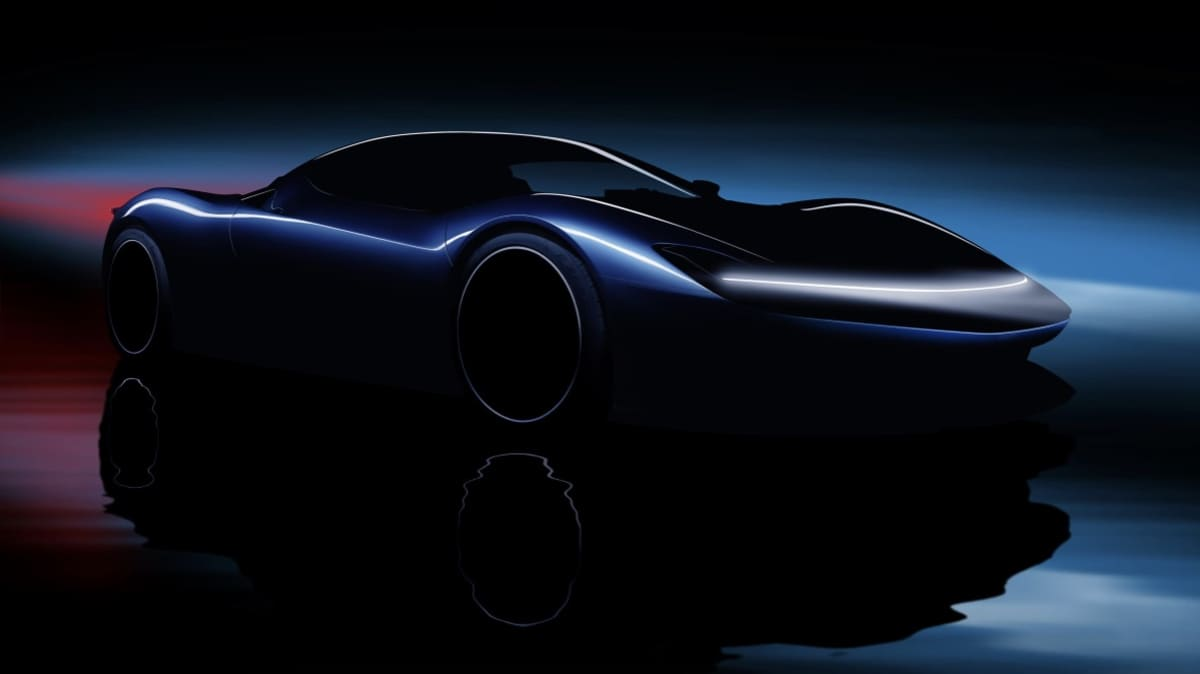 Electric Italian supercar promises to be faster than F1