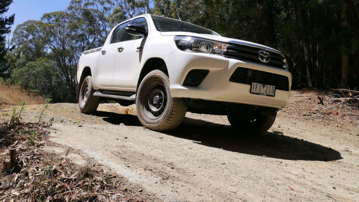 2016 Hilux SR Dual Cab 4x4 Manual Review - Tough, Capable, And Ready To Work