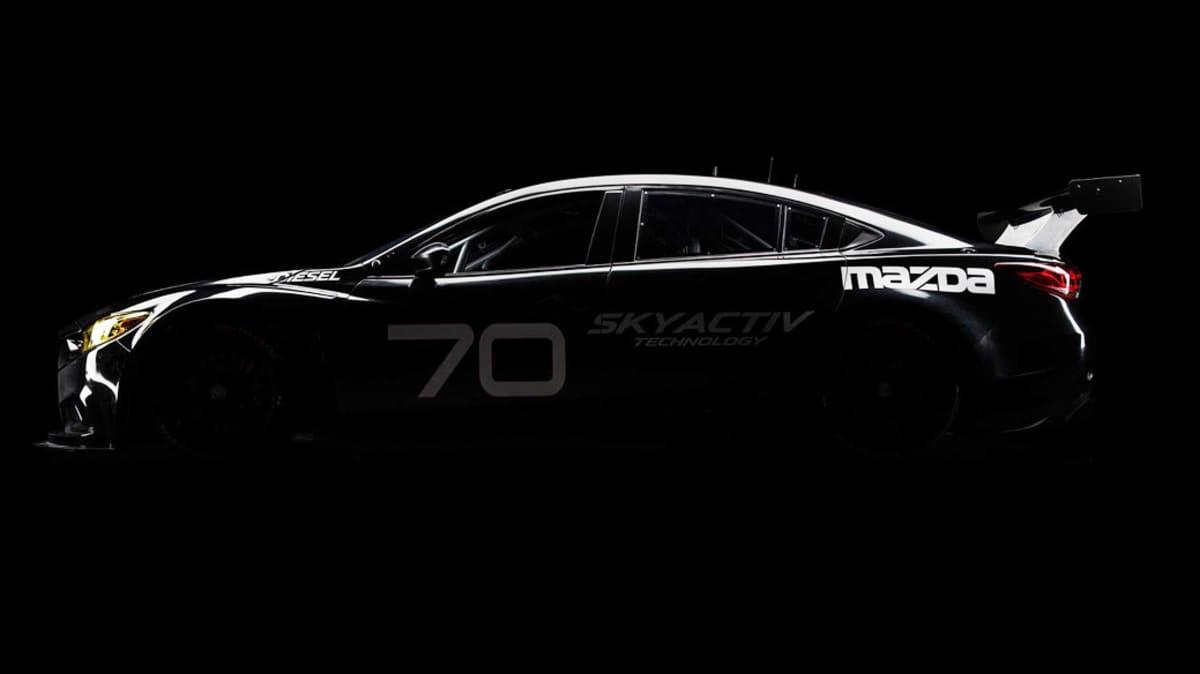 Diesel 2013 Mazda6 Racers Destined For Daytona 24 Hour