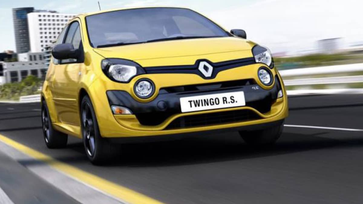 Renault Twingo R.S. Updated For Europe