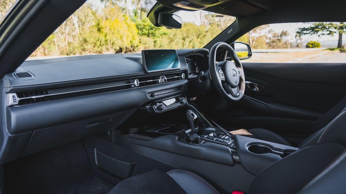Australian First Drive: 2020 Toyota Supra GR Review-3