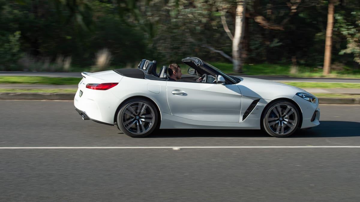 Luxury Review: BMW Z4 sDrive 30i-0