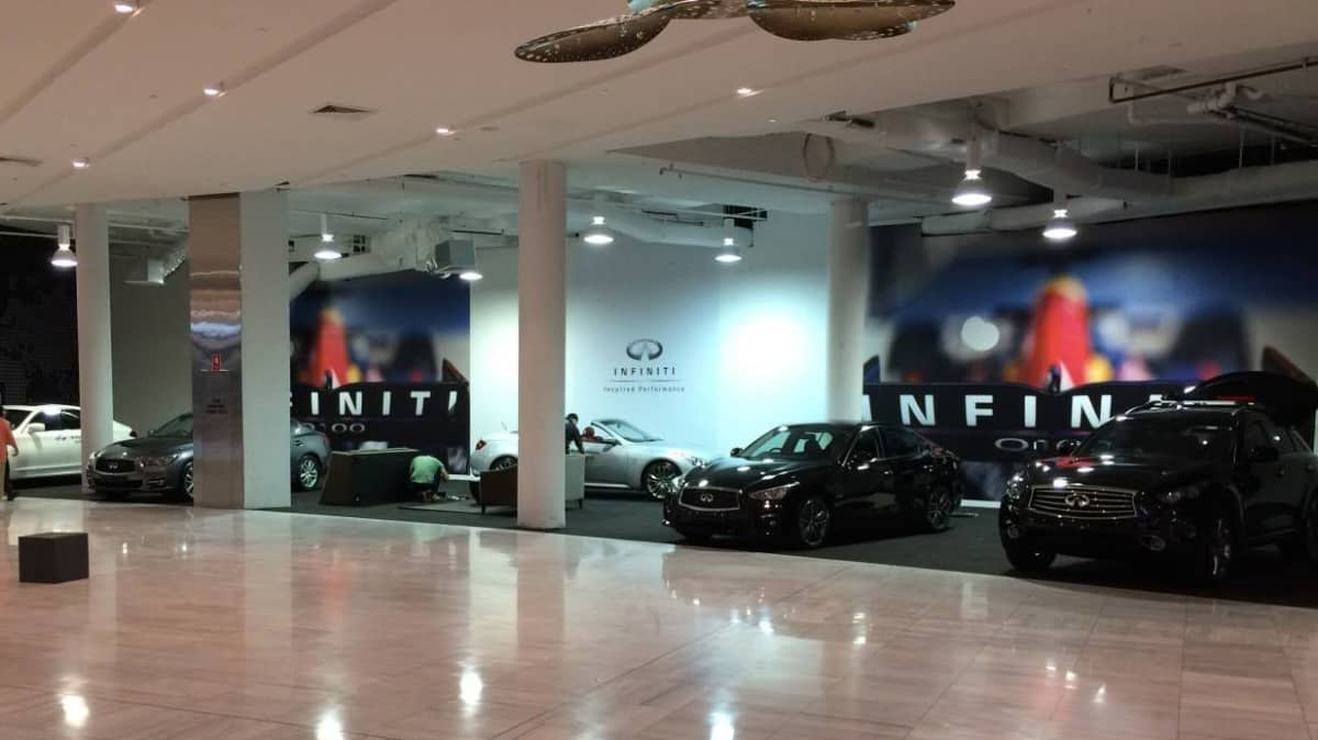 Infiniti Opens 3 'Brand Concept Stores' To Expand Presence In NSW, QLD