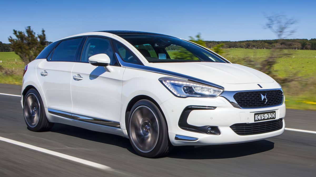 DS Automobiles DS5 - 2015 Price And Features For Australia