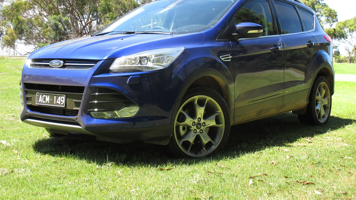 2015 Ford Kuga Review: Ambiente And Titanium, EcoBoost and Diesel