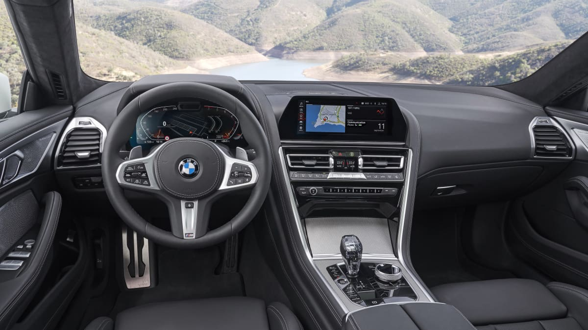 2020 BMW 8 Series Gran Coupe review: 840i-1