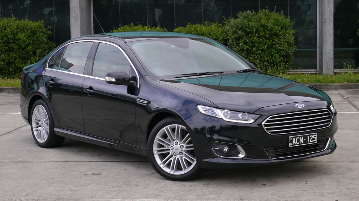 2015 Ford Falcon G6E EcoBoost Review: Good, Not Great