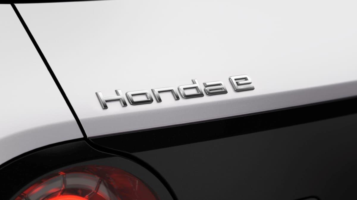 Honda E: Electric city hatch gets a name