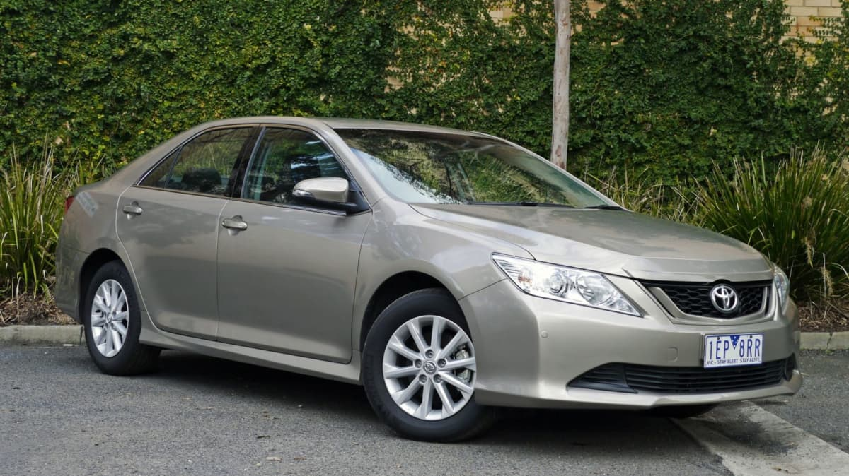 2015 Toyota Aurion AT-X Review: Familiar To The Core But No Worse For It