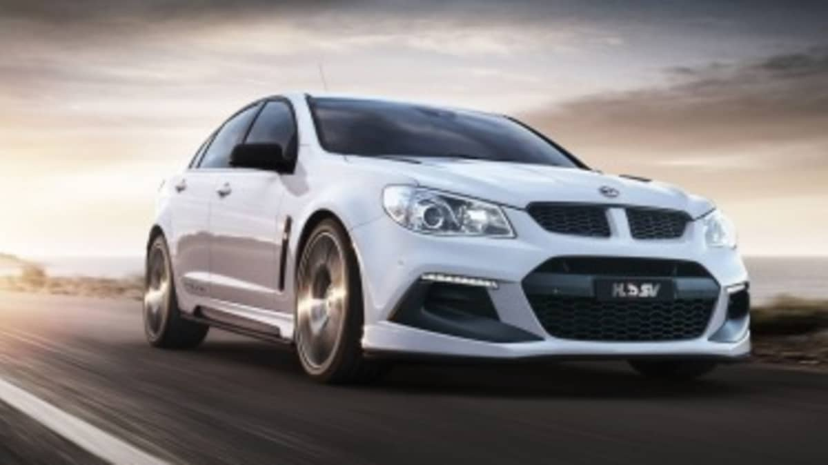 Tested: HSV's supercharged Clubsport R8