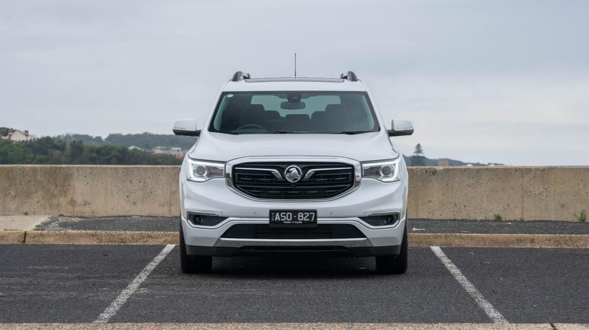 Holden Acadia LTZ-V Road Test Review-3