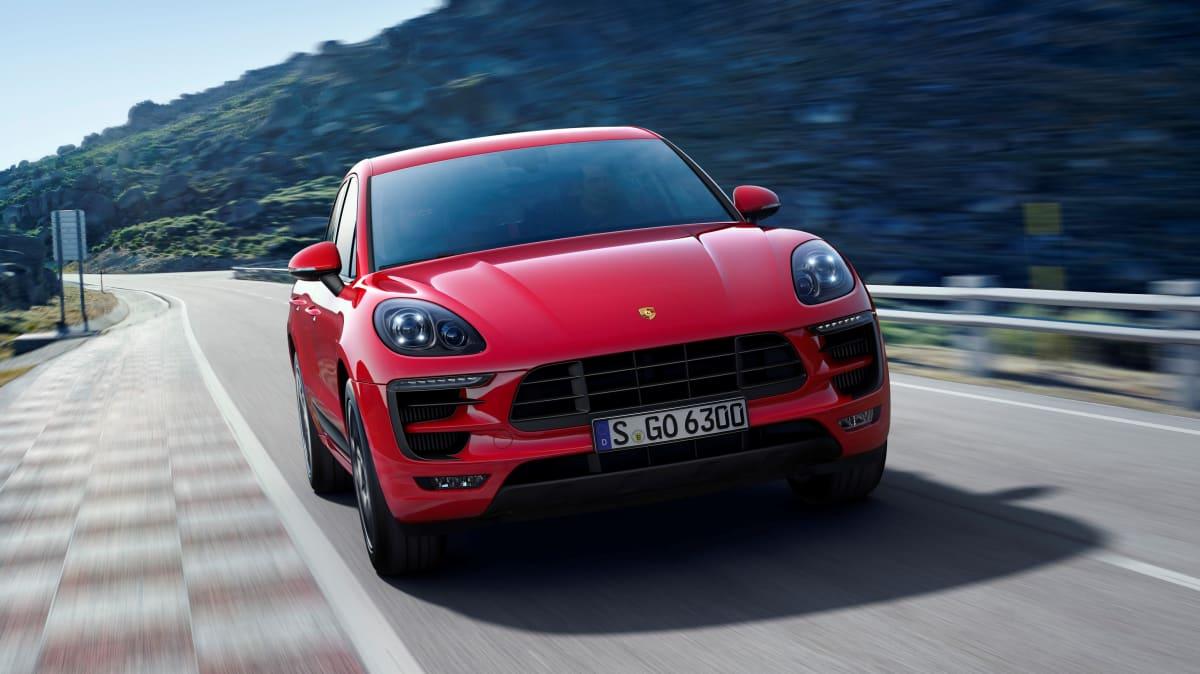 Porsche Macan GTS 2018 new car review-4