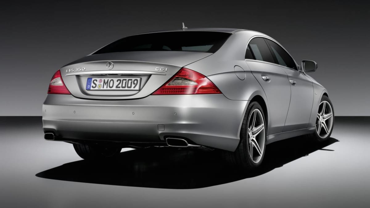 CLS Grand Edition (C219) 2008