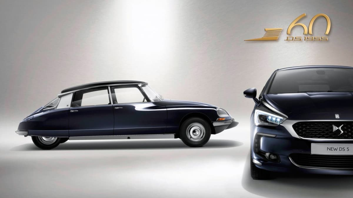Citroen DS Celebrates 60 Years As Luxury Off-shoot Launches