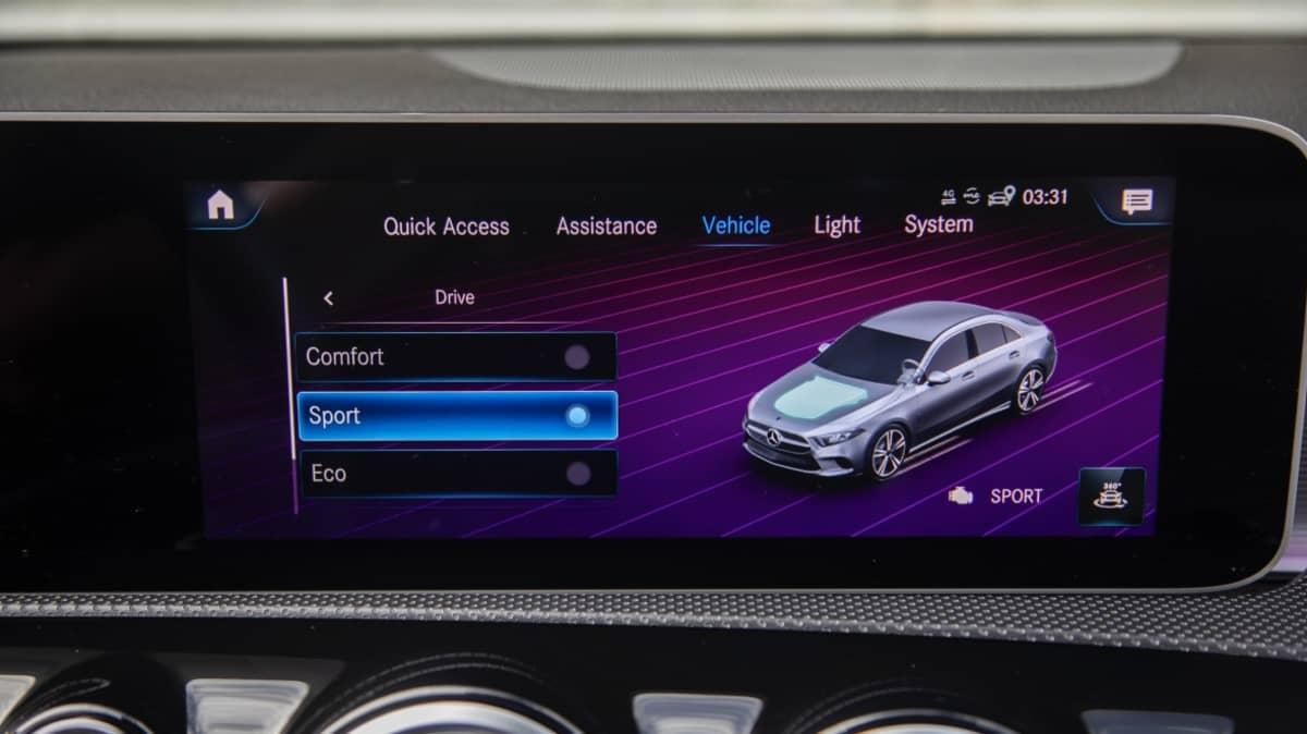 2018 Mercedes-Benz A-Class sedan first drive review-1