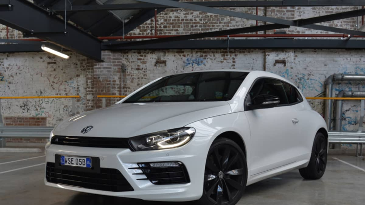 2017 Volkswagen Scirocco R Wolfsburg Review   Coupe Offers Point Of Difference To Hot Hatch Set