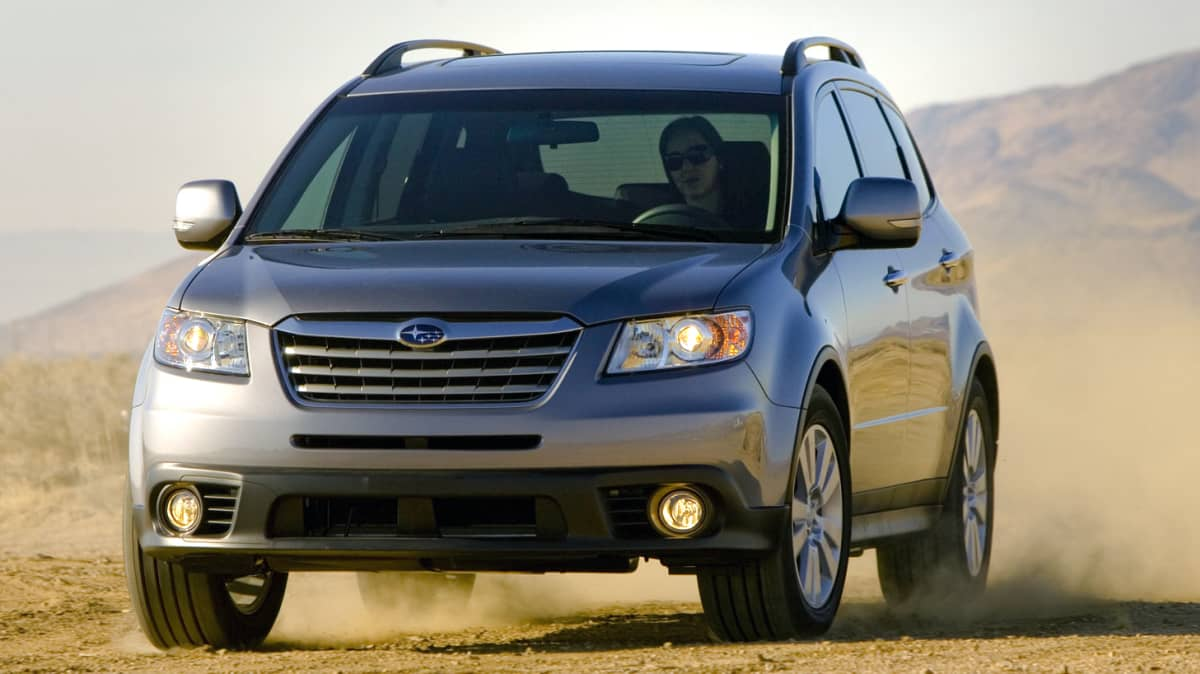 Recalls - Subaru Adds 75,000 Vehicles To Takata Airbag List - Holden Colorado 7 Also Recalled