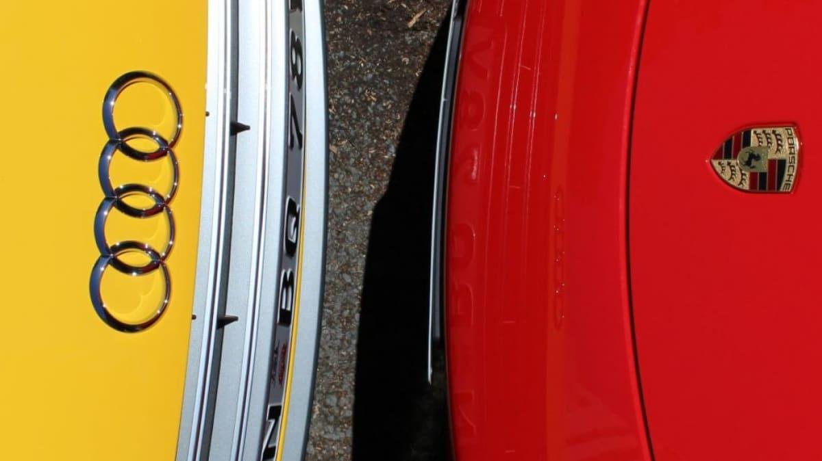 Head-to-head: Audi TTS Coupe v Porsche 718 Cayman.