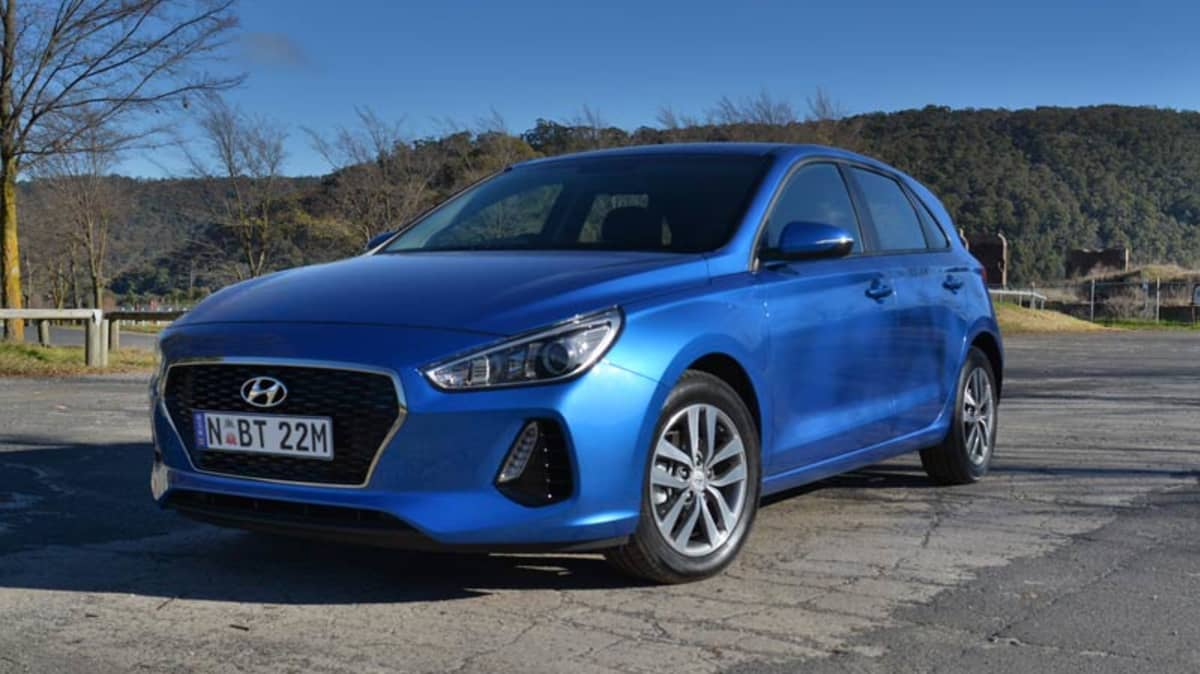 2017 Hyundai i30 Active Review   Entry-Level Small Hatch Covers All Bases