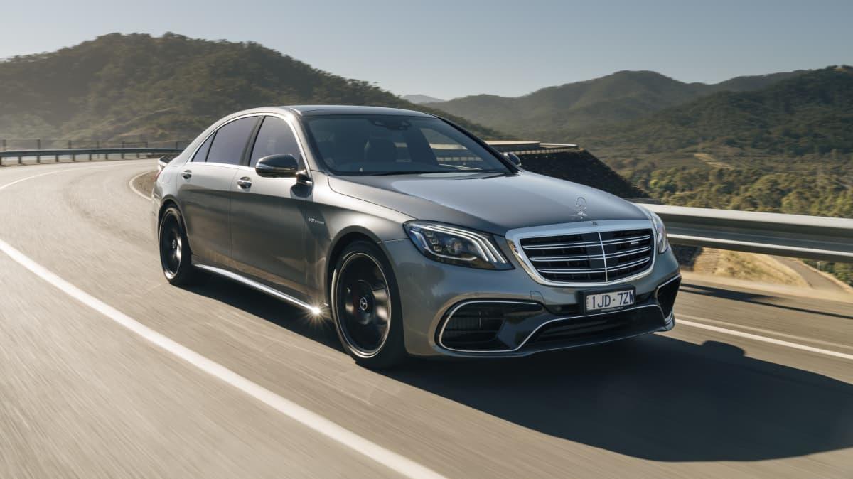 2018 Mercedes-AMG S63 L new car review