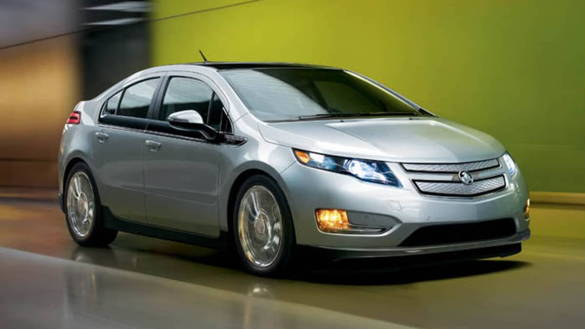 Holden Volt Unveiled Ahead Of 2012 Sales Launch